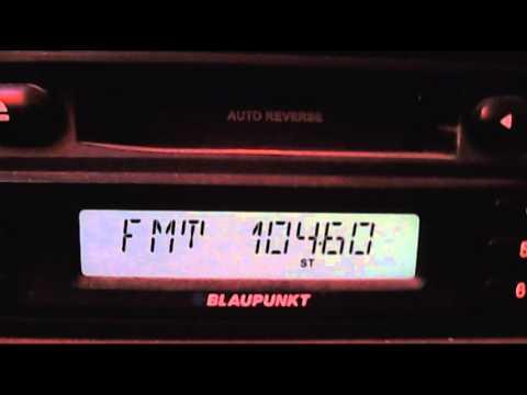 fm dx tropo radio 7 istanbul 10:55