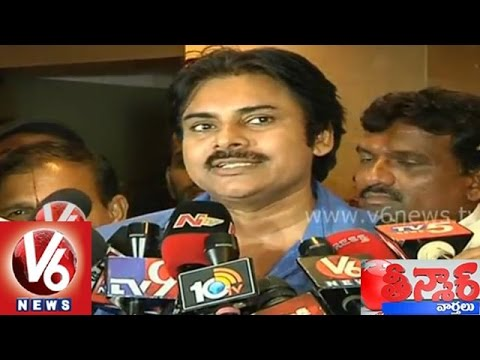 Pawan Kalyan Met Bjp President Amith Shah At Hyderabad - Teenmaar News video