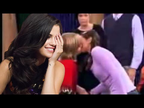 12 Awkward Celebrity First Kiss Moments!