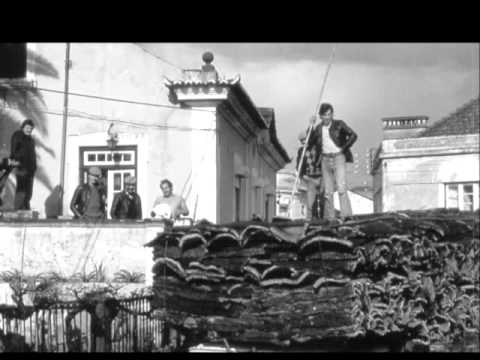 Cheias em Rio de Moinhos no ano de 1978