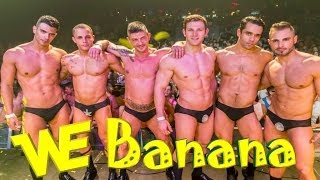 WE Banana - Short With Money Advert