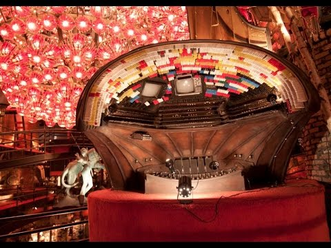 Elaborate Chandeliers in the Organ Room at House on the Rock
