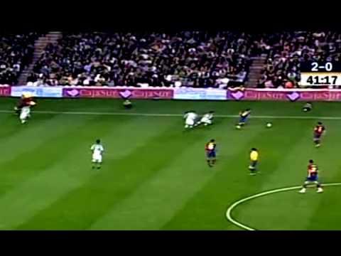 Daniel Alves ~fast~ 08/09 FC barcelona