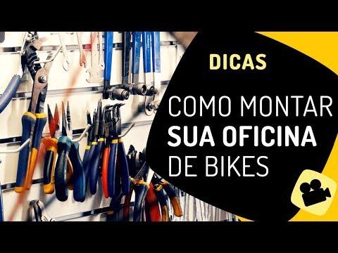 Como montar sua oficina de bikes? Pedaleria