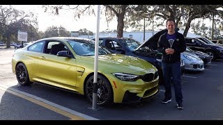 Is the PRICE of the 2019 BMW M4 it's BIGGEST problem?