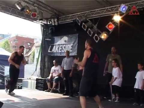 Sifu Sandro Suppressa Escrima Wing Tsun Demonstration Stadtfest Böblingen Image 1