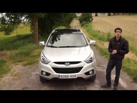 Prueba Hyundai ix35 2.0 CRDi 2WD 136CV - ActualidadMotor