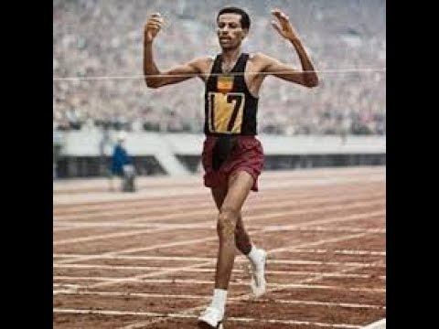 Remembering Athlete Abebe Bikila