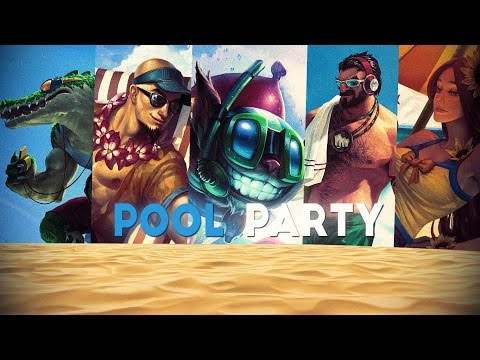 Pool Party - League of Legends Cinematic