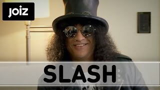 "Slash: ""I don't like going out"" (2/4)"