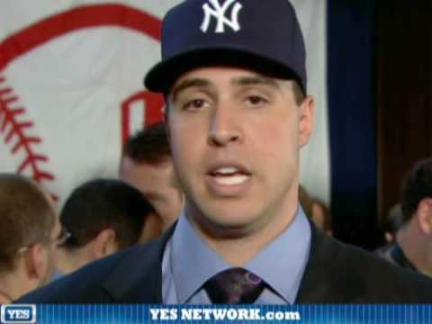 Mark Teixeira interview Video