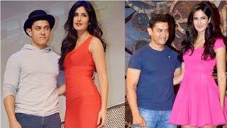 Aamir Khan: Katrina Kaif's heels didn't come in the way
