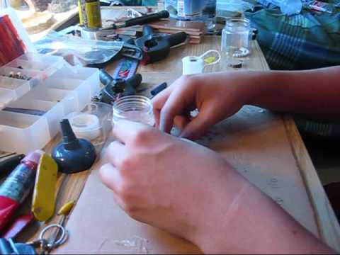 How to make an airsoft grenade