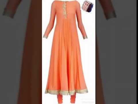 Latest designer ladies dress new for Eid 2018
