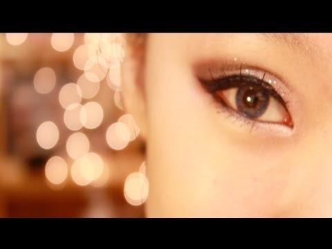 Faking a Crease: Smokey Eyes (great for monolids♥)