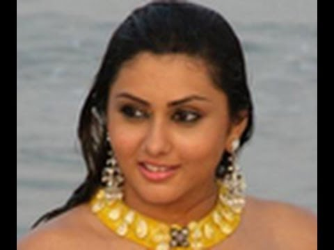 Namitha shares her Feelings