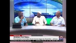 Ghana Football - The Pulse Sports on JoyNews (19-10-18)