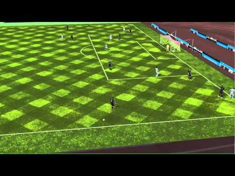 FIFA 14 iPhone/iPad - Caracas vs. Inter