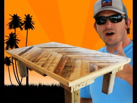 0 How to Build a Coffee Table out of Pallet Wood in pallet coffee tables diy pallet ideas  with DIY Coffee table