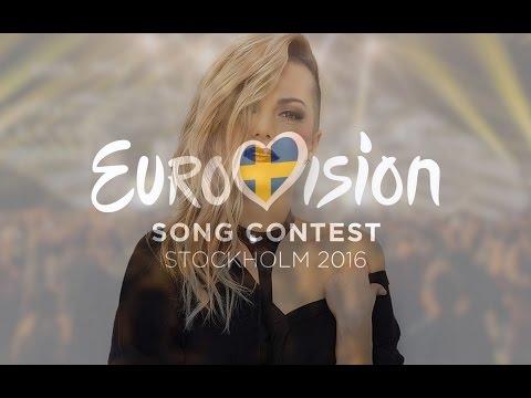 "Poli Genova ""If Love Was a Crime"" - Bulgaria Eurovision 2016 (Lyrics) #ILWAC"