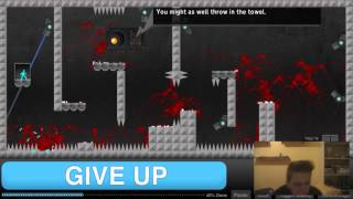 GIVE UP | UN GIOCO DEMMERDA