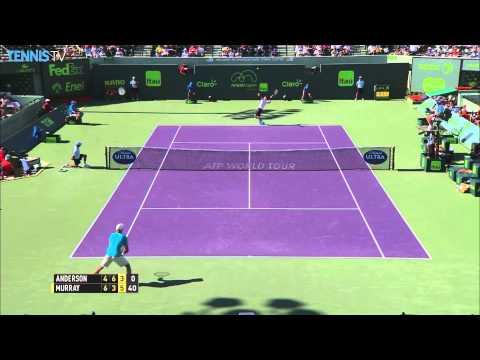 2015 ATP Miami Open Tuesday feat. Nishikori, Murray, Djokovic and more