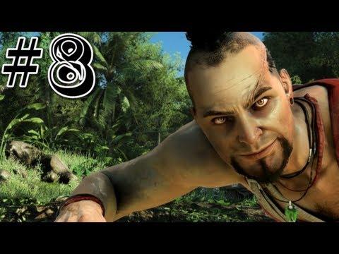FarCry 3 c Лололошей #8 (Спасение Оливера)