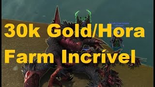 Fazendo 30k de gold em 1 hora com Esfolamento - World of Warcraft
