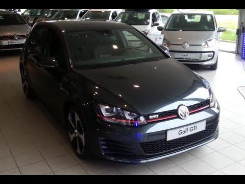 Volkswagen Golf Gti Interior 2014 Volkswagen Golf 7 Gti Vii 2014