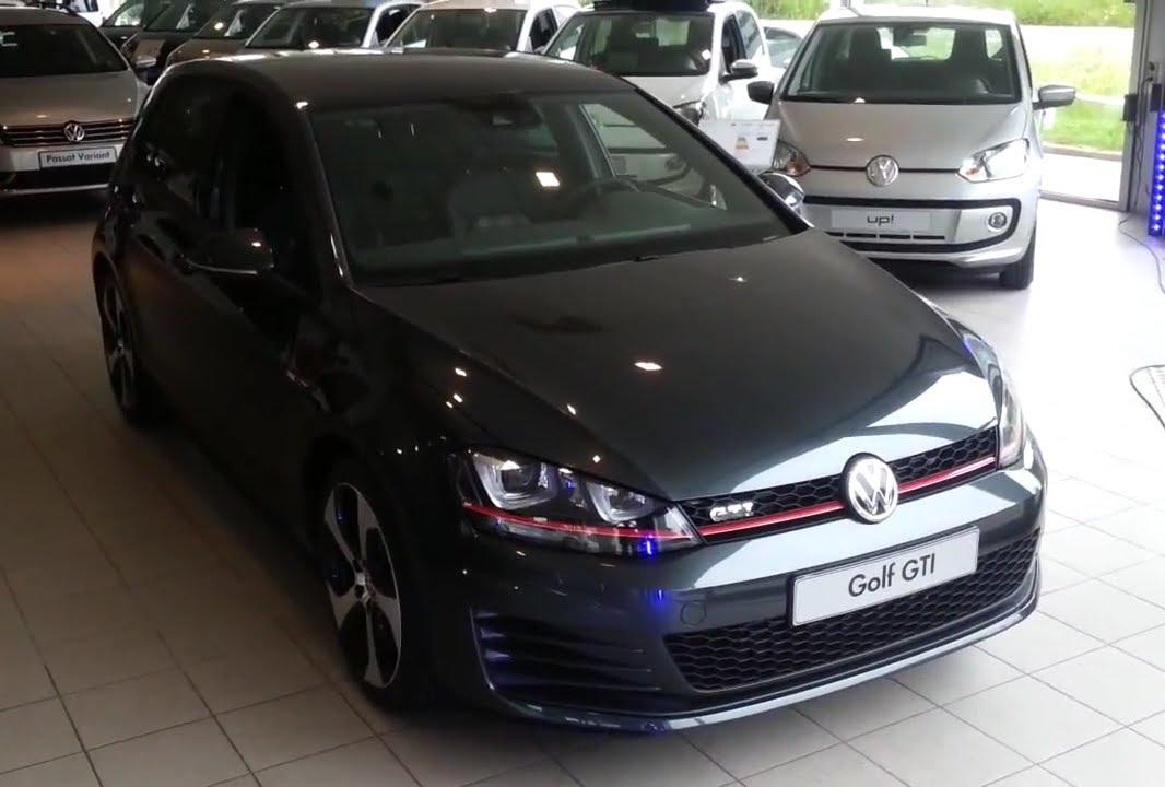 Volkswagen Golf 7 GTI VII 2015 In Depth Review Interior ...