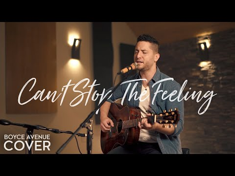 Justin Timberlake - Can't Stop The Feeling  (Boyce Avenue Acoustic Cover) On Spotify & ITunes