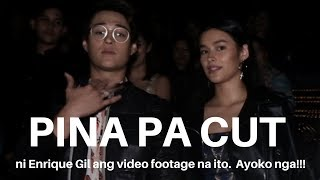 Enrique Gil and Liza Soberano at Seven Sundays Premiere Night