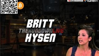 The Rundown Live #307 Britt Hysen (Media, Millennial Magazine, Abby Martin,Entrepreneurs)