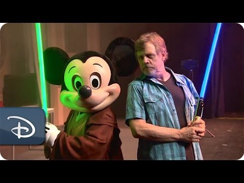 Mark Hamill at Star Wars Weekends | Disney's Hollywood Studios