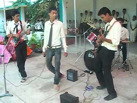 Socha hai rock on band cover