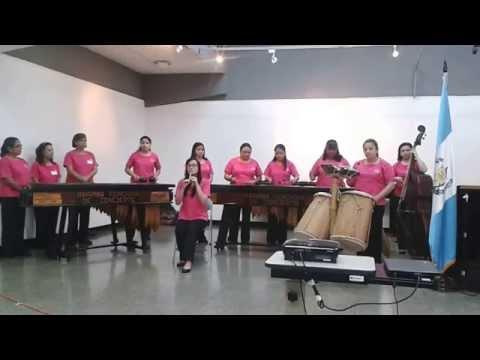 Music video Marimba Femenina de Concierto - El Rey Quiche - Music Video Muzikoo