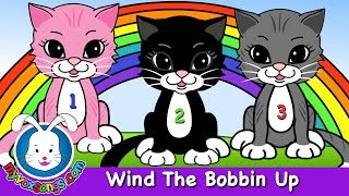 Wind The Bobbin Up - Nursery Rhymes by MyVoxSongs