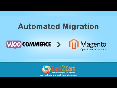 How to Migrate WooCommerce to Magento with Cart2Cart