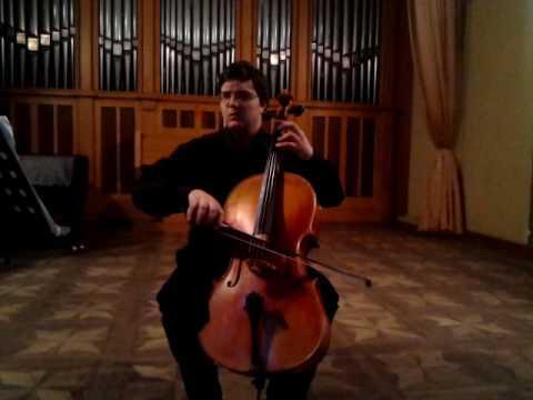 Бах Иоганн Себастьян - BWV 1009 - 1. Прелюдия