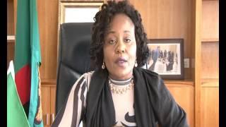 """Minister Kampamba Mulenga on """"Cyber Crime"""""""