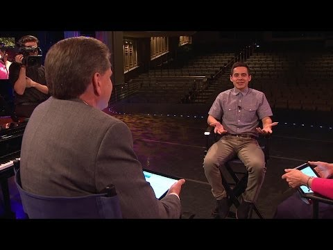 Face to Face: Live Facebook Event with David Archuleta