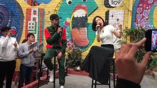 Mưa trên những mái tôn- Đen vâu ft Kaang live at HRC 22/02/2019