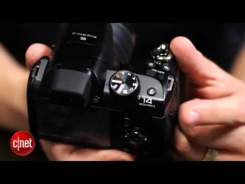 Fujifilm FinePix S4500 review