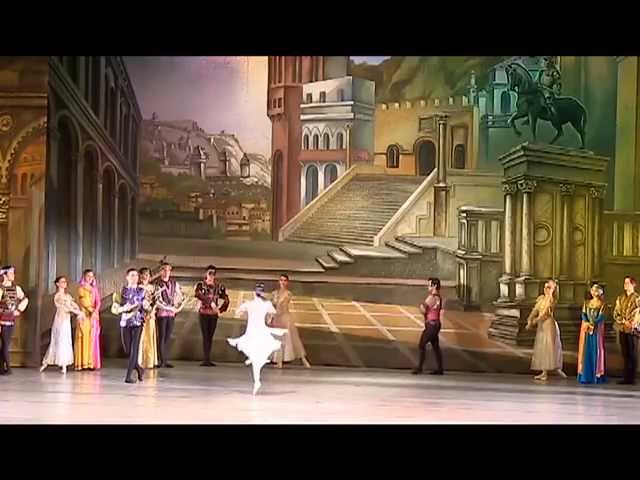Russian Classical Grand Ballet «Romeo and Juliet»