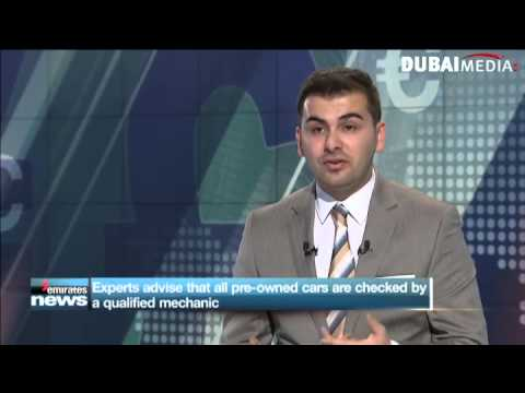 Saygin Yalcin on Dubai One TV, Emirates News, Founder & CEO SellAnyCar.com