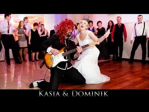 Kasia & Dominik - Teledysk Z Wesela - Songo And Zuza, Dwór Świętoszówka  // Www.art-foto-video.pl