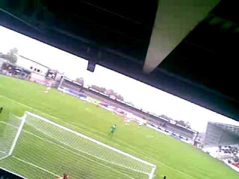Wilson pen Morecambe 6-0 Crawley