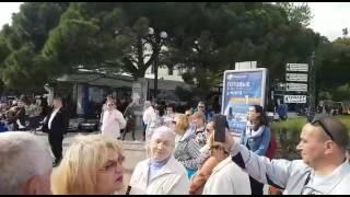 ЛДПР-Ялта: Праздничный ЛДПР-караоке в честь Дня Победы. 09.05.17