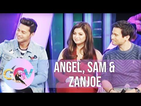GGV: Did Angel, Sam, & Zanjoe ever beg for love?