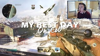 The Best Day On CoD I've Ever Had